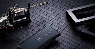 黑鲨游戏手机Helo图赏