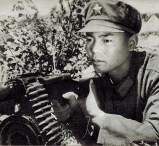 此人深入敌后 一人干掉56个越南兵