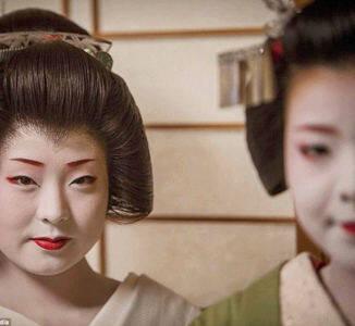 揭秘日本艺妓的真实生活:只卖艺不卖身