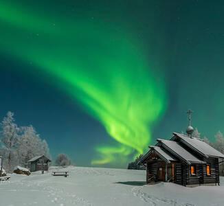 真正的童话世界:探访芬兰圣诞老人之乡