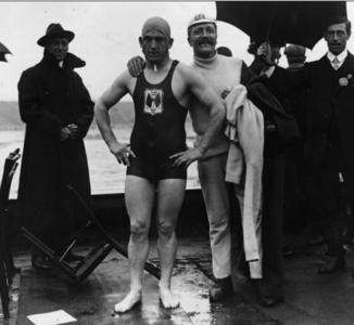 图说奥运会泳衣演变史