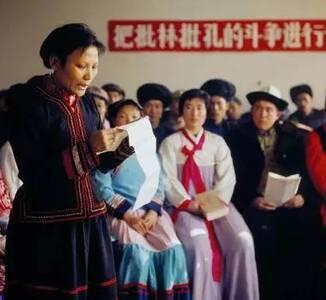 人民日报老记者拍摄的北京文革