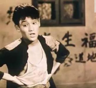 【老照片】李小龙旧照:从小到大的功夫明星