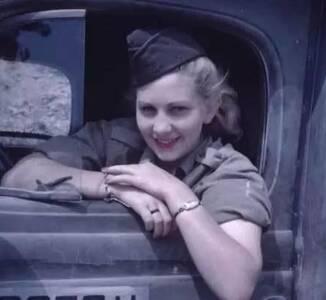 二战时期各国女兵,每个都是高颜值!