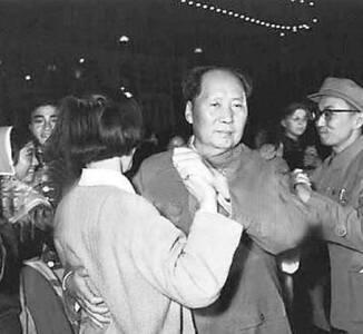 中南海文工团:撤销时毛泽东送别