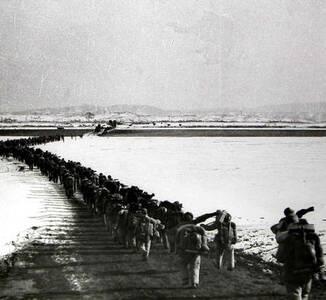 抗美援朝战争中的绝密照片