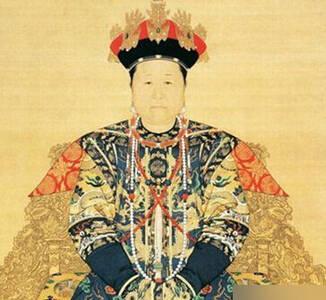 清朝21位皇后真实相貌 看完后目瞪口呆