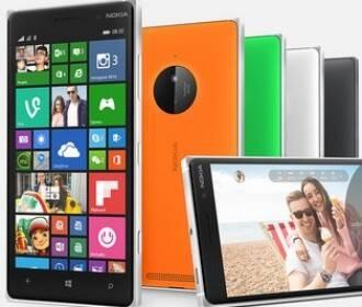 诺基亚廉价旗舰Lumia 830 售2399元