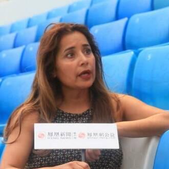 印度气候专家Malini Mehra(马利尼·梅赫拉):教女孩游泳,倡导水安全教育