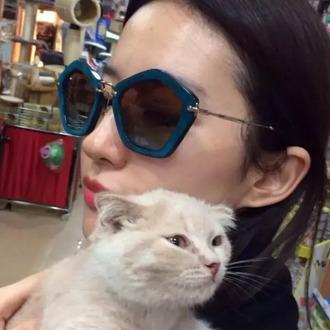 刘亦菲后院收养几十只流浪动物,不愧为仙女姐姐啊!