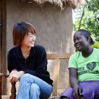 联合国儿童基金会大使马伊琍赴非洲交流探访呼吁携手改善新生儿健康