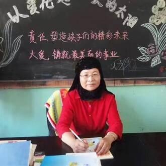 特教日记 | 54岁仍坚持在特殊教育一线,教师节收到学生祝福我很幸福