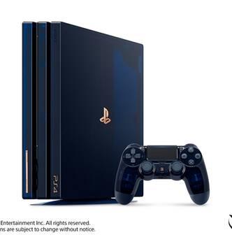五亿掌声!索尼特推探索版限量版PS4 Pro