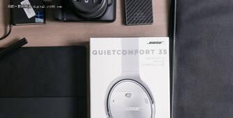 BOSE QC35耳机图赏:最靠谱无线降噪