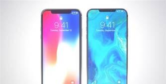 双SIM卡!iPhone X Plus高清概念图:全面屏更彻底