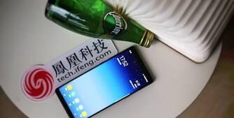 三星Note 8图赏:价格最接近iPhone X的安卓机皇
