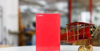 360手机N4A开箱:又是一款高性价比机型