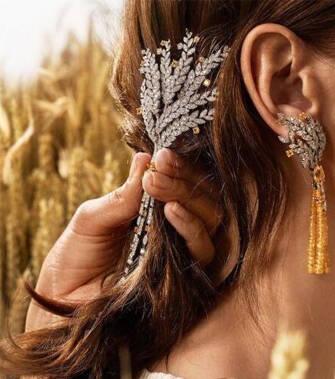 大自然中的珠宝艺术