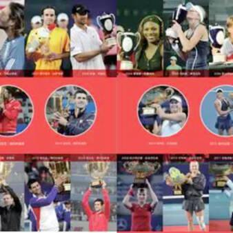 中网冠军涂鸦墙,邀请国际球星、当代艺术家共同加入!