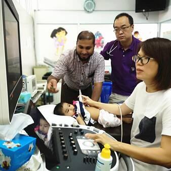 中华慈善总会缅甸先心病儿童救助行动  再次扬帆起航