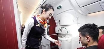 春秋航空:飞机上可有条件使用手机