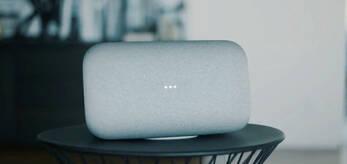 谷歌Home Max音箱 支持Google Cast