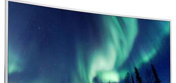 全球最大40寸4K曲面显示器开卖