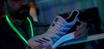 由机器人生产的跑鞋将开售