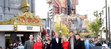 复联4主演齐聚迪士尼 为儿童医院捐款500万美元