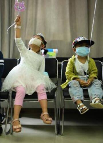 卫健委:18岁以下儿童白血病每年新发病1.5万人左右
