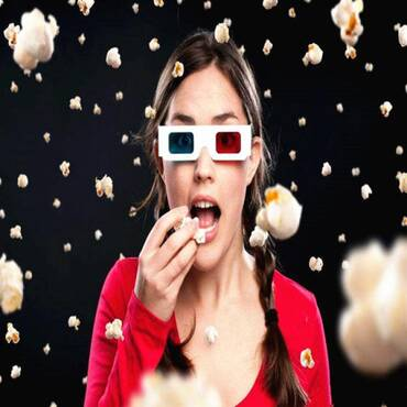 【历史充电宝】为什么看电影的时候必备爆米花?