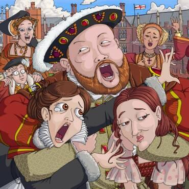 亨利国王离婚记 学校欠你的西方文化课