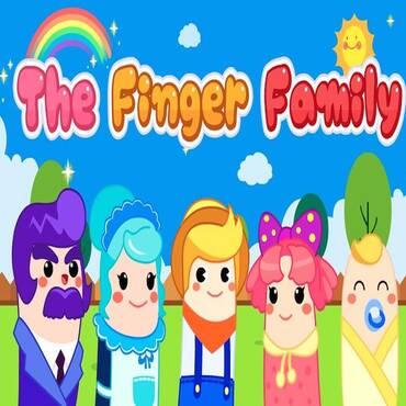 the finger family图片