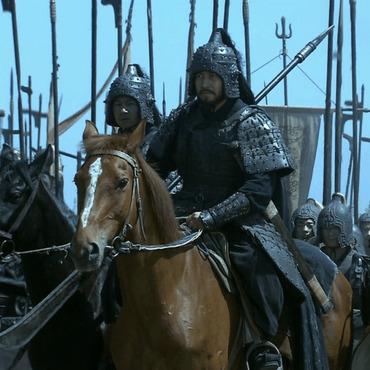 中华第一将门折家将,十世为将,其中一将灭了方腊,捉了宋江
