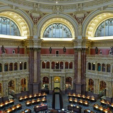 世界最大的图书馆,里面的藏书,一个人一辈子都读不完
