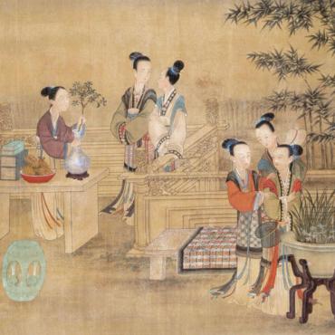 中国古代妇女史专题