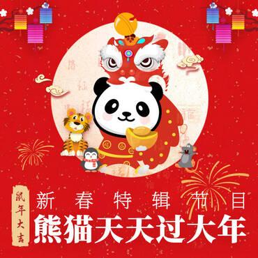 熊猫天天春节特辑-年去哪了?