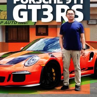 能代步能赛道 体验保时捷GT3RS | 萝卜北美