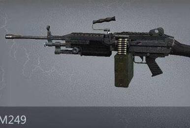 M249出场率低就是人气低?玩家巴不得盘盘都要