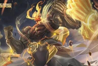 《王者荣耀》新英雄曝光:开天辟地的神来了