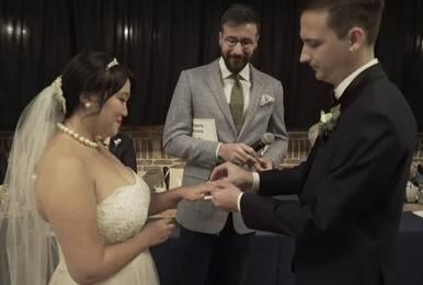 美国知名游戏主播结婚 新娘是个肉肉的富态女