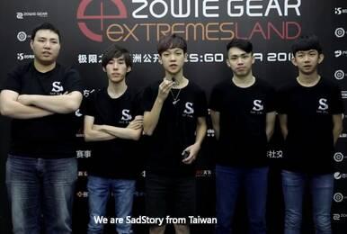 国籍未选中国 台湾CS战队国际大赛被取消资格