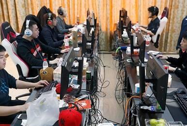 中国职业电竞俱乐部是啥样?