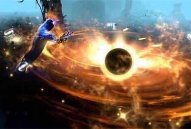 天文学家公布黑洞照片,DOTAER调侃我们早已见过