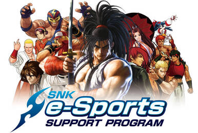 SNK延长电竞支持:举办新旧游戏赛事都可获赞助