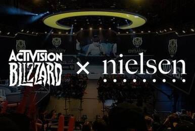 动视暴雪与尼尔森公司合作 为电竞品牌发展铺路