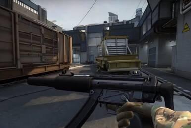 老兵哭了!《CS:GO》经典冲锋枪MP5终于回归