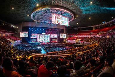 去年中国电竞规模近800亿元 超80%机构在上海