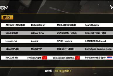 PSS亚洲对抗赛:出师不利!A组中国队屡遭挫败