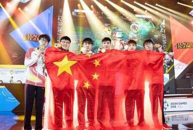 電子競技未入杭州亞運會 項目設置大門并未關閉